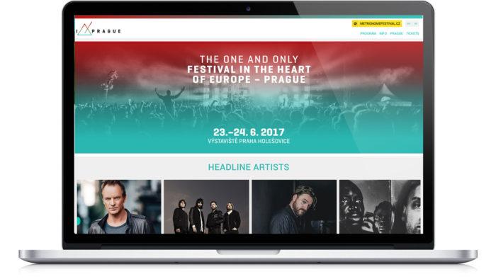 Metronome Festival Prague 2017 - online prezentace