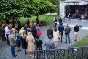 Amden slaví 20 let - narozeninový večírek