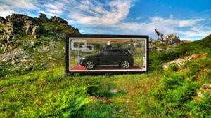 Modulové řešení Audi