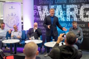 Wargaming - tisková konference