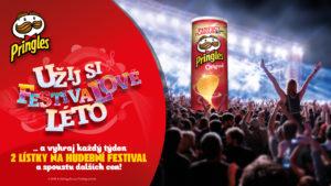 Spotřebitelské soutěže Pringles a Kelloggs