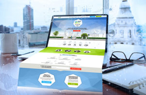 Amden - Multimediální prezentace
