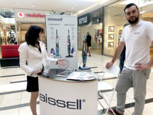 Bissel roadshow 2019